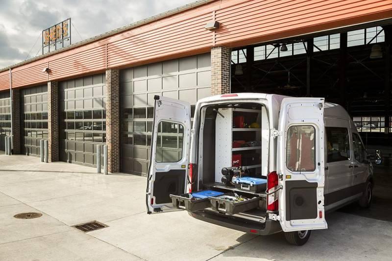 """Decked Truck Bed Storage System (135"""" Wheelbase ..."""