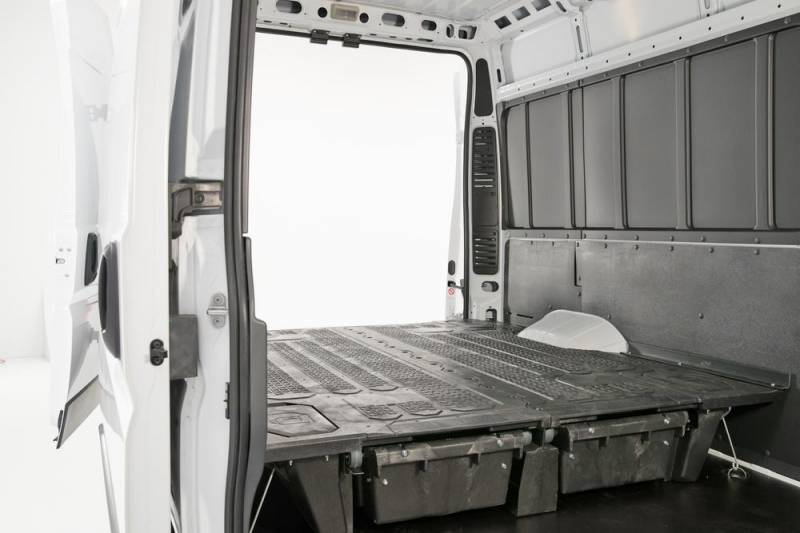 """Decked Truck Bed Storage System (136"""" Wheelbase ..."""