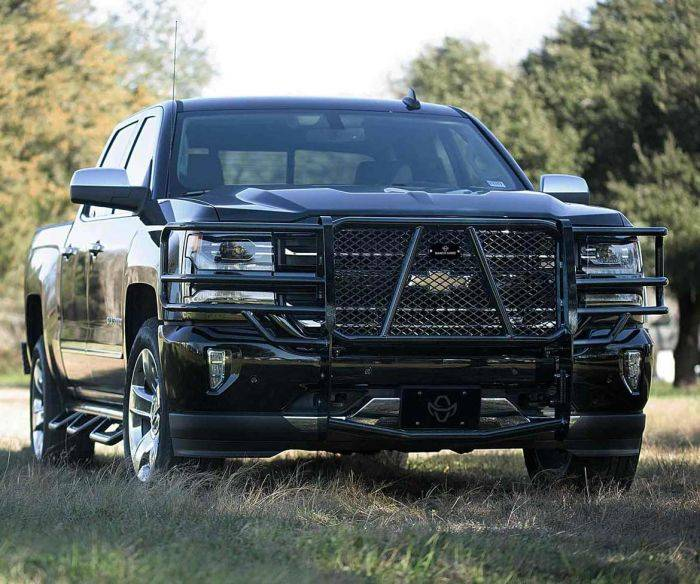 Ranch Hand Legend Grille Guard | RNHGGC19HBL1 | 2019 Chevy ...