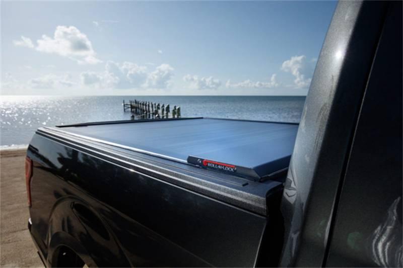 Roll-N-Lock Locking Retractable E-Series Truck Bed Tonneau ...