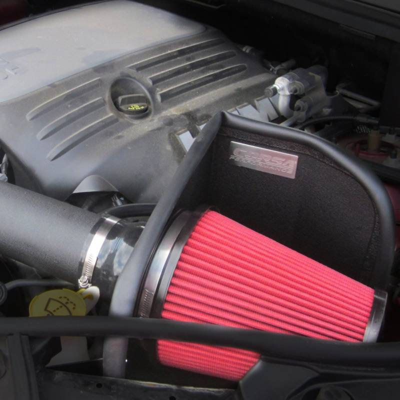 Volant Cold Air Intake >> Volant Performance Open Element Cold Air Intake (Oiled Filter) | VP316857 | 2011-2017 Dodge ...