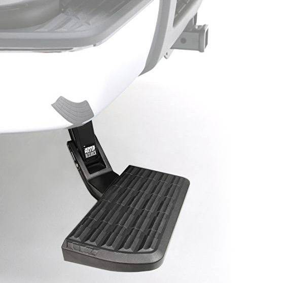 AMP Research 75309-01A Bedstep Bumper Step