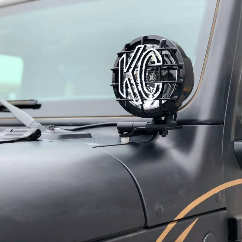 KC Hilites Fog Light Kit