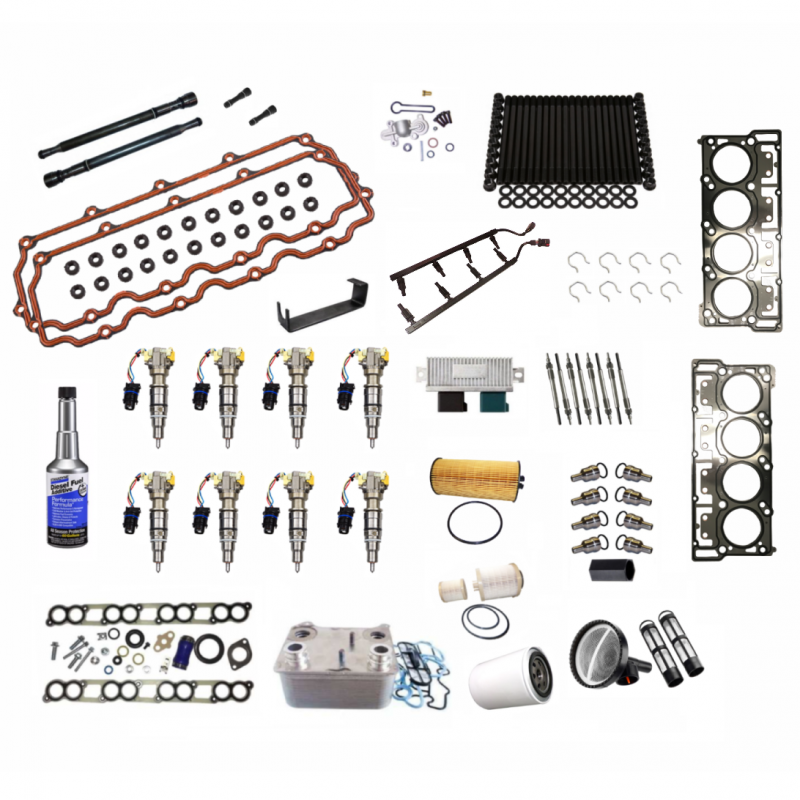 Complete Solutions Kit with Gaskets | 2003-2010 Ford ...