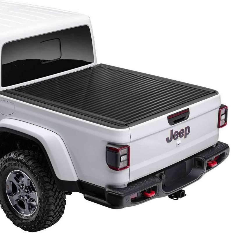 Truck Covers Usa American Roll Tonneau Cover Matte Finish Tcucr350mt 2020 Jeep Gladiator Dale S Super Store