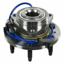 Suspension & Steering Boxes - Wheel Bearing and Hub Assemblies