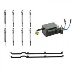 Injectors, Lift Pumps & Fuel Systems - Glow Plugs, Harnesses, & Relays