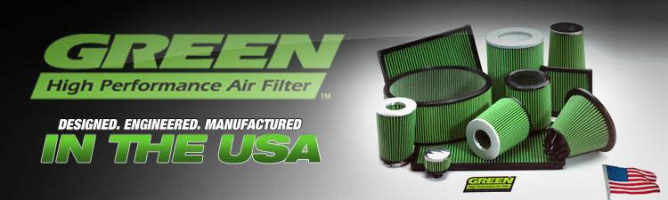 Green HP Air Filters