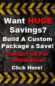 Save Money By Building A Custom Package.