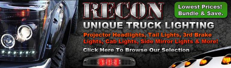 Recon Unique Truck Lighting