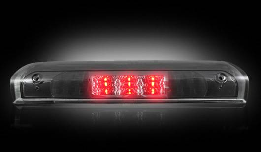 2007 2008 Dodge Ram Combo Smoked Led Tail Lights