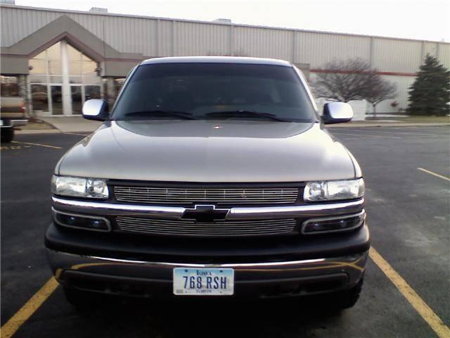 Chevy 1999-2002 Silverado 1500 (Main & Upper) Polished ...