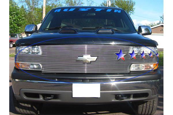 Chevy 1999-2002 Silverado 1500 (Full Face|Main) Dale's ...