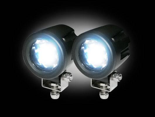 Clear LED Driving|Reverse Lights (Complete Kit) 10-Watt ...