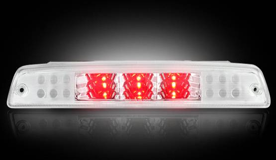 Recon 264117cl Led 3rd Brake Light Clear For 1994 2001