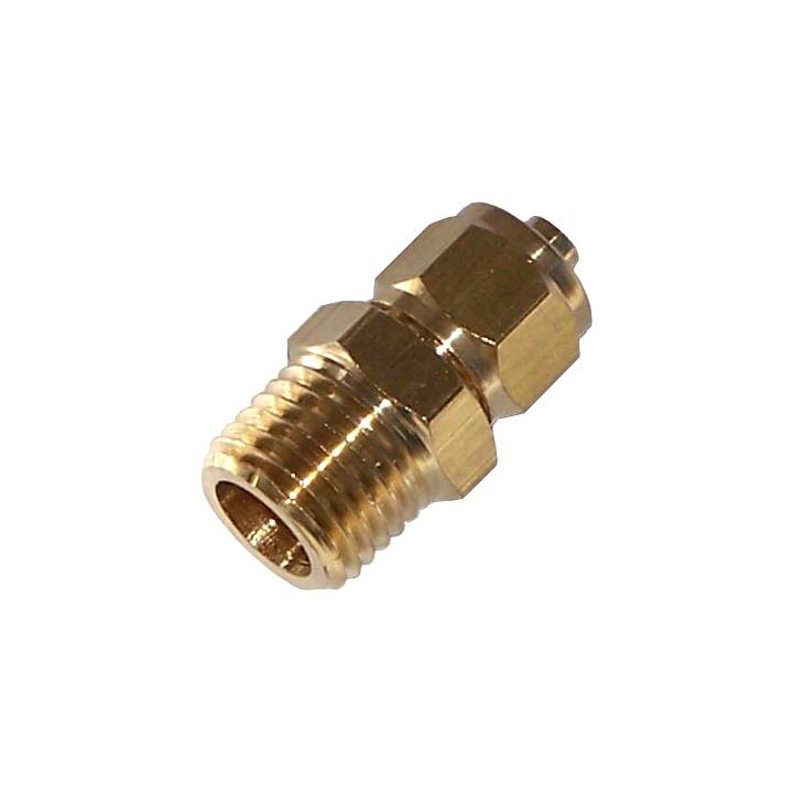 Kleinn quot m npt compression fitting for o d