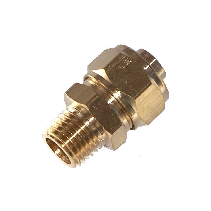 Kleinn quot m npt compression fitting for
