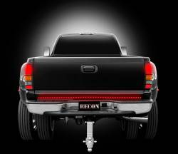 External Lighting - LED Tailgate Bars