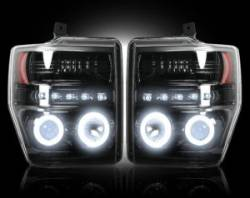 External Lighting - Projector Headlights
