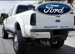 Emblems, Badges & Inserts - Ford Superduty Emblems, Badges & Inserts