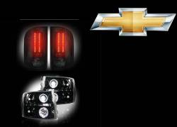 Recon Lighting Packages - Chevrolet Recon Lighting Packages