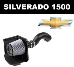 Chevrolet Cold Air Intakes - Chevrolet Silverado 1500 Cold Air Intakes