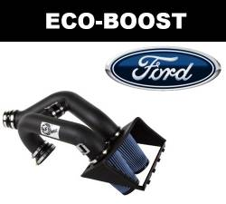 Ford Cold Air Intakes - Ford F150 Eco-Boost Cold Air Intakes