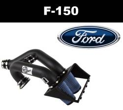 Ford Cold Air Intakes - Ford F150 Cold Air Intakes