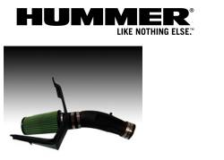 Cold Air Intakes - Hummer Cold Air Intakes