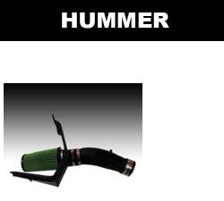 Hummer Cold Air Intakes - Hummer H2 Cold Air Intakes