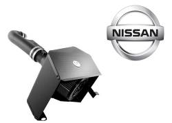Cold Air Intakes - Nissan Cold Air Intakes