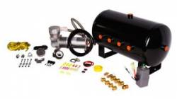 Train Horns & Kits - Air Compressors & Air Tanks