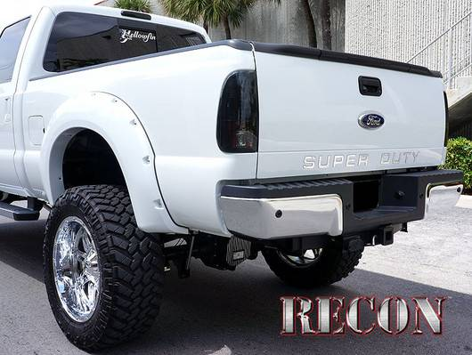 Ford Superduty F 250 To F 550 2008 10 Recon Smoked