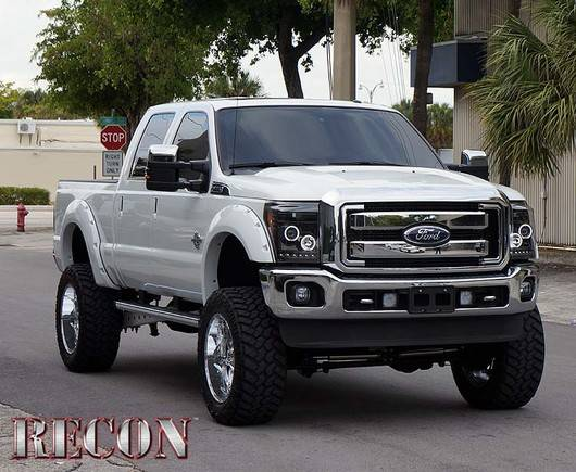 Ford Superduty F 250 To F 550 2011 14 Recon Smoked