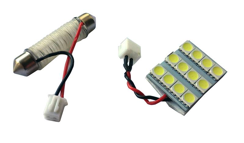 Outlaw 3 X 4 Smd Universal Led Dome Light Cross Ref 578