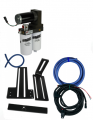 FASS Diesel Fuel Systems® - FASS® 95GPH Titanium Series Fuel Air Seperation System | 2008-2010 6.4L Ford Powerstroke