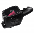 S&B Filters - S&B Cold Air Intake Kit 75-5054 | Ford Superduty 6.4L Powerstroke | Cleanable, 8-ply Cotton Filter
