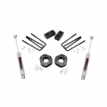 Rough Country - Rough Country 3.5in Suspension Lift Kit | 2007-2013 GM 1500 2WD P/U