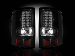 RECON - Ford F-150 2004-08 Recon Smoked Headlights & Tail Lights & Third Brake Light Lighting Package
