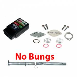 GearboxZ - DPF/CAT/EGR Delete with DPF-R Programmer - Package For Ford 6.4L Powerstroke 08-10