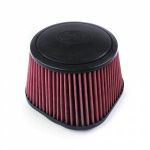 S&B Filters - S&B CR-42178 Filter for Competitor Intakes Cross Reference: Banks 42178 (Cleanable, 8-ply)