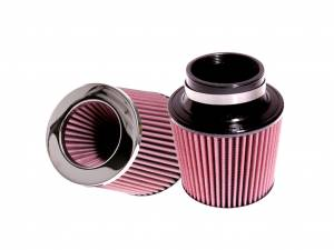S&B Filters - S&B KF-1002 Replacement Filter for S&B Cold Air Intake Kit (Cleanable, 8-ply Cotton)