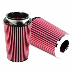 S&B Filters - S&B KF-1021 Replacement Filter for S&B Cold Air Intake Kit (Cleanable, 8-ply Cotton)