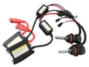 Outlaw Lights - Outlaw Lights 35 Watt HID Kit 2004-15 Ford F150 Trucks - H13-3 6000K