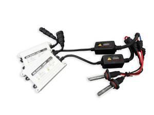 Outlaw Lights - Outlaw Lights 55 Watt HID Kit 2002-06 Chevrolet AvalancheTrucks High Beam - 9005 6000K