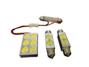Outlaw Lights - High Power Interior LED Dome Lights For 1999-15 Ford Superduty F-250 to F-650  - Outlaw Lights