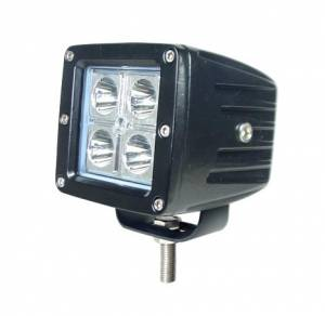"Outlaw Lights - 3.5"" Square LED Pod - 16 Watt  - Outlaw Lights"