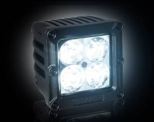 "RECON - Recon 264511CLS - Square 3"" CREE LED Spot Light Pod - Great For Fog Lights"