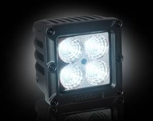 "RECON - Recon 264511CLF - Square 3"" CREE LED Flood Light Pod - Great For Fog Lights"
