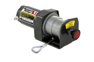Rugged Ridge - Rugged Ridge 2500 Pound Heavy Duty Winch Atv/Utv